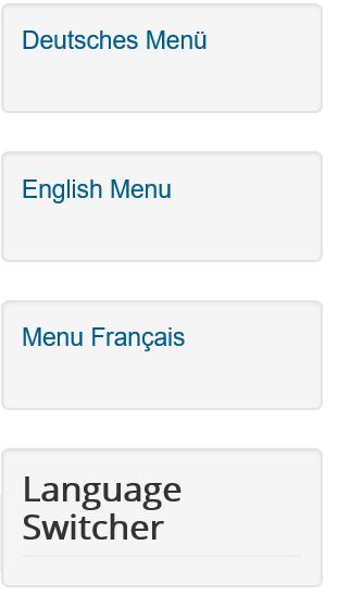 Joomla Position 7 jetzt mit Modul Language Switcher