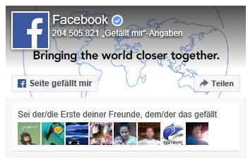 Facebook Seiten-Plugin ohne Ihre Beiträge