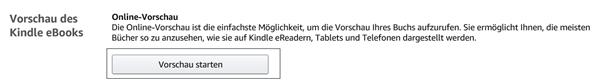 Vorschau für da E-Book im Bereich´Inhalt des Kindle eBooks im KPD Konto starten Klaus Normal