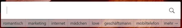 Die Suchhilfe bei Pexels Klaus Normal