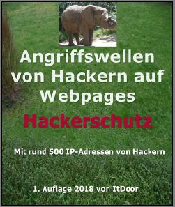 Angriffswellen von Hackern auf Webpages