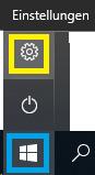 Windows-Logo in Windows 10